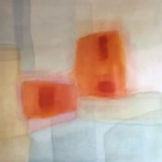 abstract oil painting by Judith North